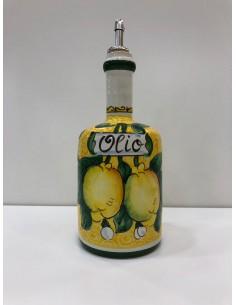 Bottiglia Olio Limoni...