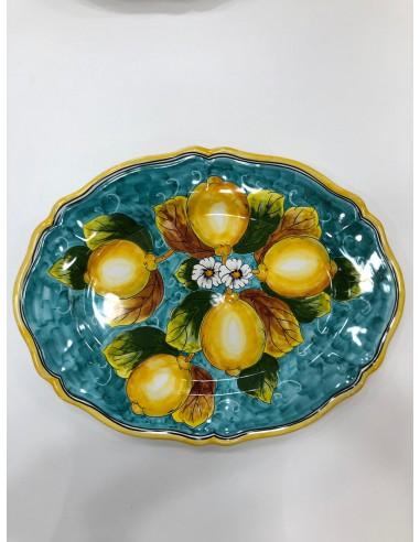 Serving Dish Fancy Sorrento Lemon...