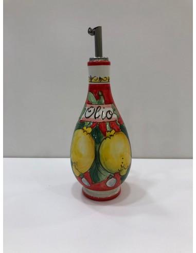 Bottiglie olio cucina interamente...