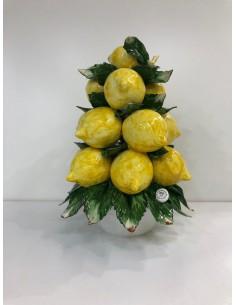 Small Lemon Basket Sorrento...