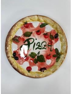 Fantasy Ceramic Pizza Plate...