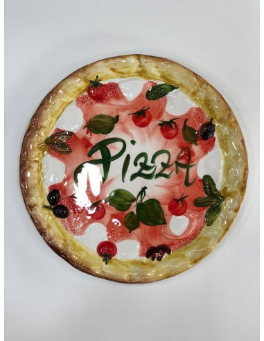 Fantasy Ceramic Pizza Plate of...