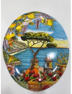 Piatto da Muro Ceramica...
