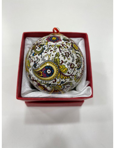 Christmas ball  Handcrafted Souvenir