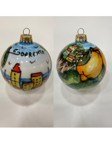Christmas ball  Handcrafted Souvenir