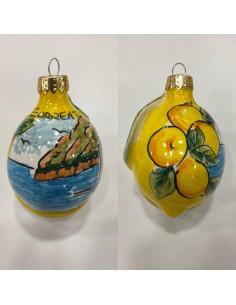 Pallina di Natale Limone...