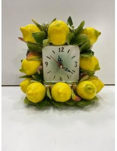 orologio porcellana di...