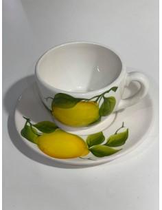 tazza da colazione dipinta...