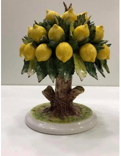 Large porcelain tree of...