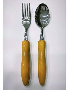 Stainless steel cutlery...