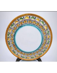 Hand painted plate only on...