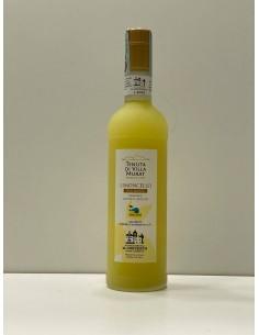 Limoncello bottle of...