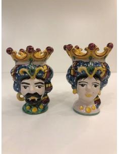 Teste di Moro Small Crown...